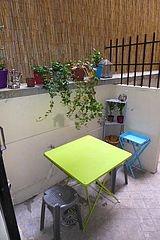 Appartement Paris 20° - Terrasse