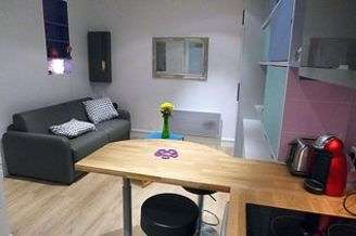 Gambetta 巴黎20区 单间公寓