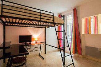Bibliothèque Nationale Париж 13° 1 спальня Квартира
