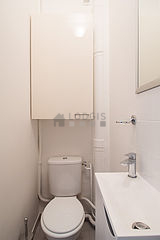 公寓 巴黎15区 - 廁所