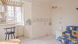 Wohnung Paris 15° - Wohnzimmer
