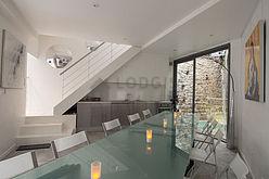 Квартира Париж 12° - Столовая