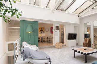 Appartement 6 chambres Paris 12° Gare de Lyon