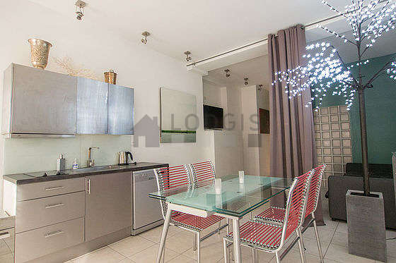 Appartement Paris 12° - Salle a manger 2