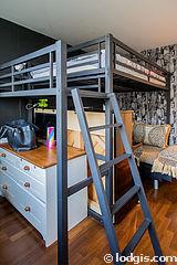Apartment Val de marne sud - Bedroom 2
