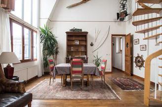 雙層公寓 Rue Séguier 巴黎6区