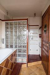 双层公寓 巴黎6区 - 浴室