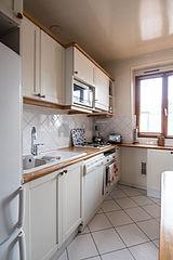 dúplex París 6° - Cocina