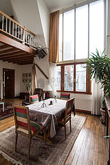 Duplex Paris 6° - Wohnzimmer