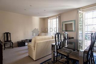 Apartment Rue Fresnel Paris 16°
