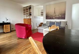 Appartamento Rue Carrier Belleuse Parigi 15°