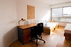 Wohnung Paris 15° - Schlafzimmer 3