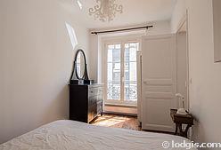 Apartamento Paris 11° - Quarto