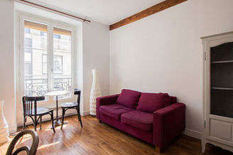Nation Paris 11° 1 quarto Apartamento