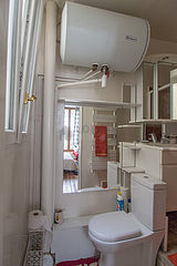 Apartamento Paris 18° - Casa de banho