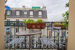 Apartamento Paris 18° - Terraça