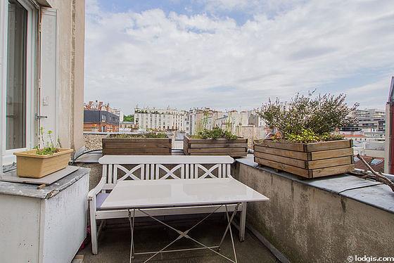 location appartement 2 chambres avec terrasse et ascenseur