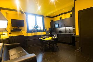 Apartment Rue Magellan Paris 8°
