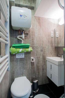 Agréable salle de bain