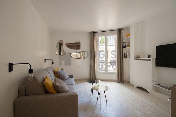 Location studio avec ascenseur concierge et local v los paris 16 avenue pierre ier de - Appartement meuble paris 16 ...