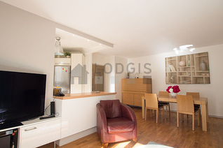 Квартира Rue Saint-Maur Париж 11°