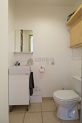 Квартира Париж 11° - Туалет