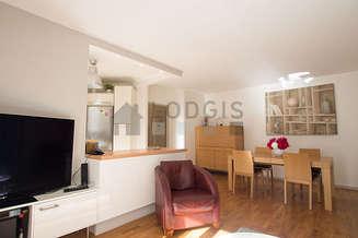 Bastille Paris 11° 3 Schlafzimmer Wohnung
