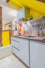 Дом Париж 4° - Кухня