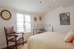 casa París 4° - Dormitorio