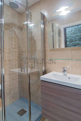 Maison individuelle Paris 4° - Salle de bain
