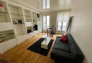Canal Saint Martin París 10° 2 dormitorios Apartamento