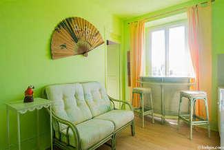La Villette パリ 19区 1ベッドルーム アパルトマン