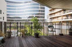 Apartamento Hauts de seine Sud - Terraça