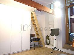 Квартира Париж 20° - Спальня 3