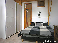 Квартира Париж 20° - Спальня 4