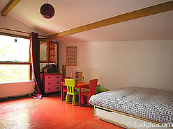 Appartement Paris 20° - Chambre 2