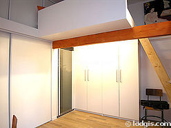 Appartement Paris 20° - Chambre 3