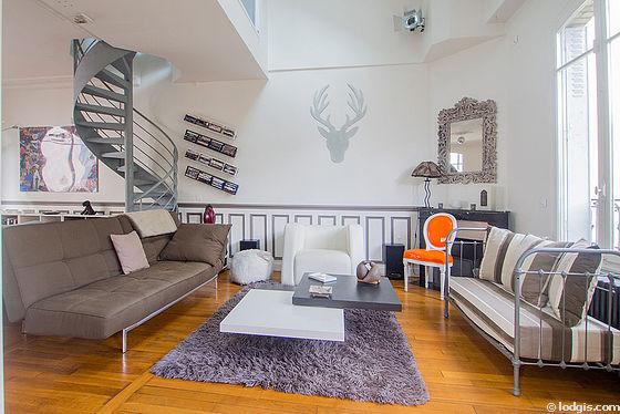 Location appartement 4 chambres avec jardin et place de parking en option asni res sur seine - Ikea outils jardin asnieres sur seine ...