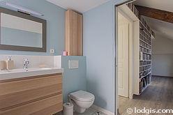 Haus Haut de seine Nord - Badezimmer 3