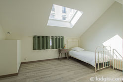 Haus Haut de seine Nord - Schlafzimmer 3