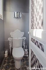 Haus Haut de seine Nord - WC