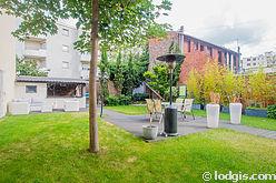 House Haut de seine Nord - 花园