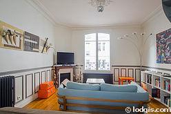House Haut de seine Nord - 客厅