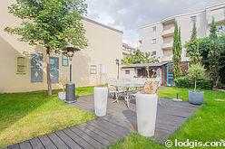 Maison Haut de seine Nord - Jardin