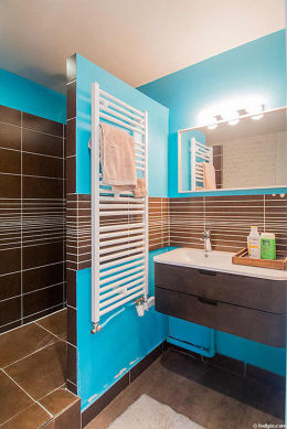 Maison Haut de seine Nord - Salle de bain