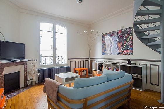 Maison Haut de seine Nord - Séjour