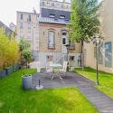 Casa Haut de seine Nord - Jardim