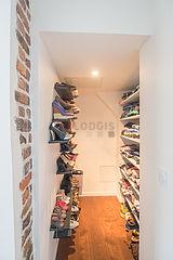 Appartement Paris 18° - Dressing