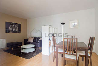 Issy Les Moulineaux 1 Schlafzimmer Wohnung