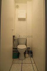 Apartamento Paris 15° - Sanitários